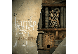 Lamb of God - Vii:Sturm Und Drang - (CD)
