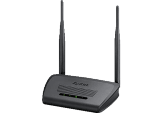 ZYXEL NBG418N V2 Kablosuz 300 Mbps 4-Port Access Point/Router