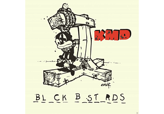 KMD - Black Bastards (Deluxe Edition) - (CD)