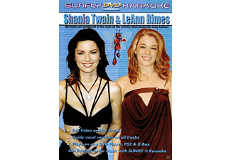 VARIOUS - Karaoke & Playback: The Songs Of Shania Twain & Leann Rimes - (DVD)