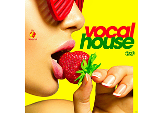 VARIOUS - Vocal House - (CD)