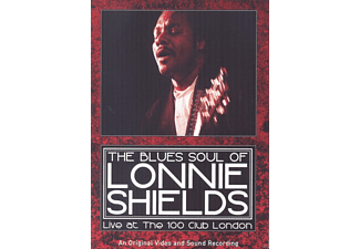 Lonnie Shields - Live At The 100 Club London - (DVD)