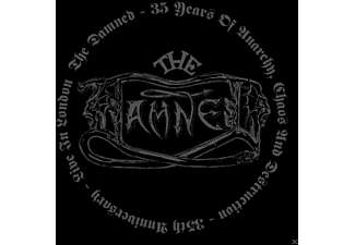 The Damned - 35 Years Of Anarchy Chaos And Destruction-35th A - (CD)