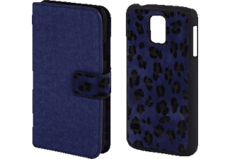 HAMA Leo 2in1 Galaxy S5 mini Handyhülle, Royalblau
