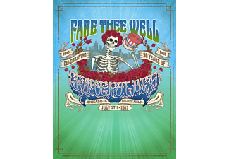 Grateful Dead - Fare Thee Well [Blu-ray Audio]