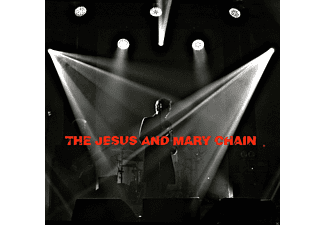 The Jesus and Mary Chain - Barrowlands Live Deluxe Edition (LP+10inch+CD+Book) - (LP + Bonus-CD)