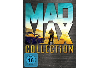 Mad Max Collection (Limited Art Card Edition) [Blu-ray]