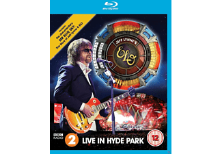 Jeff Lynne - Live In Hyde Park - (Blu-ray)