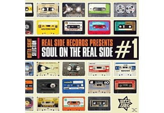 Various - Soul On The Real Side-Lp Vol.1 - (Vinyl)