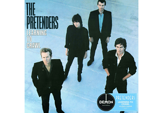 The Pretenders - Learning To Crawl - (Vinyl)