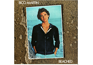 Ricci Martin - Beached - (CD)