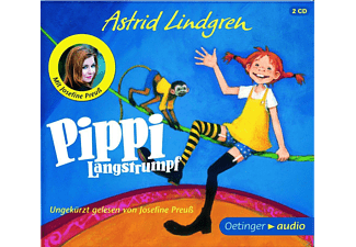 Pippi Langstrumpf - (CD)