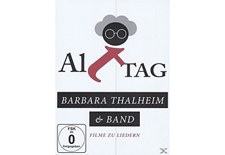 Barbara+Band Thalheim - Alttag - (DVD)