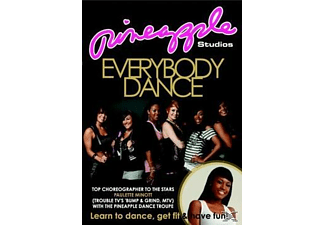 Pineapple Studios-Everybody Dance - (DVD)