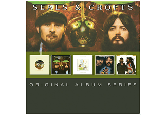 Seals & Crofts - Original Album Series - (CD)