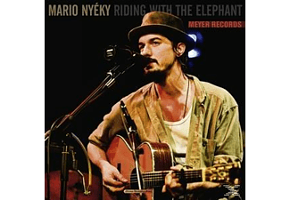 Mario  Nyeky - Riding With The Elephant [CD]