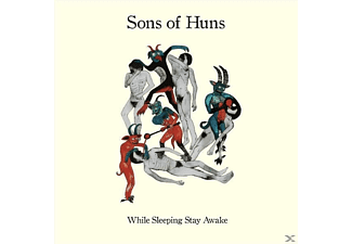 Sons Of Huns - While Sleeping Stay Awake - (Vinyl)