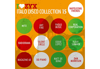 VARIOUS - Zyx Italo Disco Collection 15 [CD]