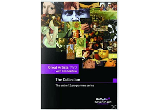 - Great Artist 2 with Tim Marlow - The Collection - (DVD)