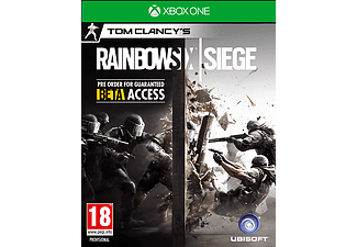 TOM CLANCYS RAINBOW SIX : SIEGE Xbox One