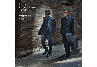 Andy T-Nick Nixon Band - Numbers Man - (CD)