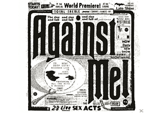 Against Me! - 23 Live Sex Acts - (CD)