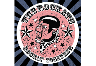 The Rockats - Ricking Together - (CD)