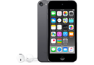 Apple iPod touch 16 GB Space Gray (MKH62NF-A)