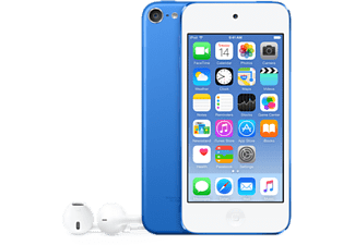 APPLE iPod touch 64 GB Blauw