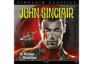 John Sinclair Classics-Folge - In Satans Diensten - 1 CD - Horror