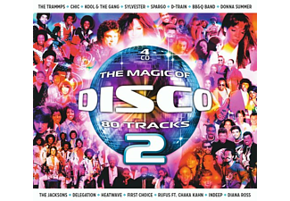 Various - The Magic Of Disco 2 | CD