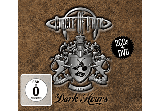 Circle Of Pain - Our Darkest Hour.3cd+2dvd - (CD + DVD Video)