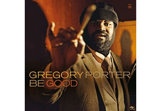 Gregory Porter - Be Good - (LP + Bonus-CD)