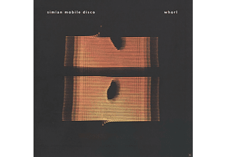 Simian Mobile Disco - Whorl [LP + Bonus-CD]
