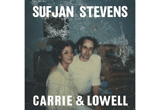 Sufjan Stevens - Carrie & Lowell - (LP + Download)