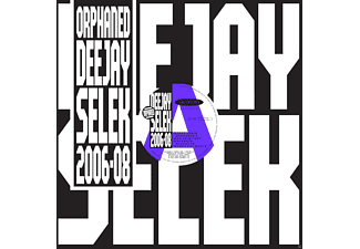 Afx - ORPHANED DEEJAY SELEK (2006-08) - (CD)