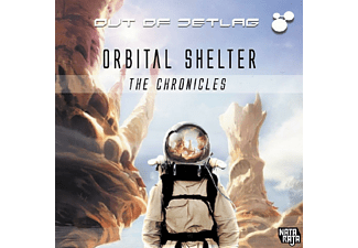 Out Of Jetlag - Orbital Shelter - The Chronicles - (CD)