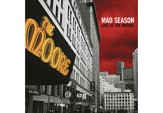 Mad Season - Live At The Moore - (Vinyl)