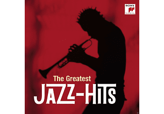 VARIOUS - The Greatest Jazz-Hits - (CD)
