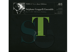Stephane+ensemble Grappelli - Ndr 60 Years Jazz Edition Vol.3-Studio Recording [CD]