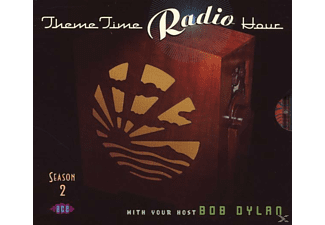 VARIOUS - Theme Time Radio Hour S2 (2cd) - (CD)