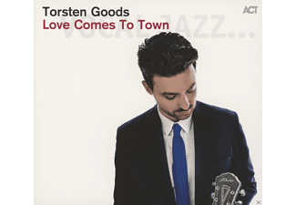 Torsten Goods - Love Comes To Town [CD]