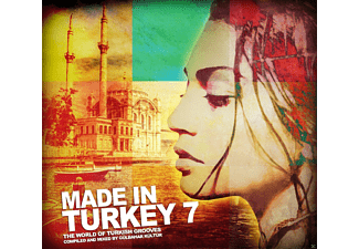 VARIOUS - Made In Turkey Vol.7 [CD]