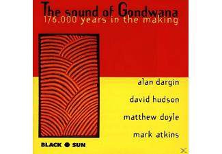 VARIOUS - The Sound Of Gondwana - (CD)