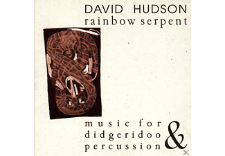 David Hudson - Rainbow Serpent - (CD)