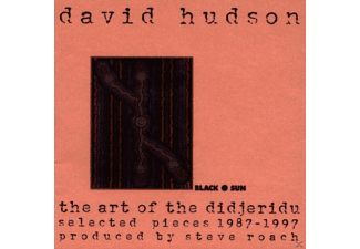 David Hudson - The Art Of The Didjeridu - (CD)