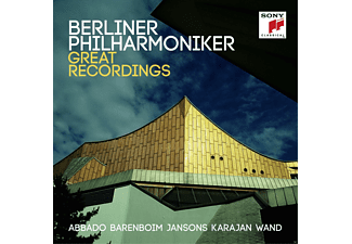 Berliner Philharmoniker - Berliner Philharmoniker - Great Recordings - (CD)