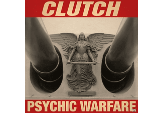 Clutch - Psychic Warfare (Digipak) - (CD)