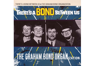 Graham Organization Bond - There's A Bond Between Us - (CD)