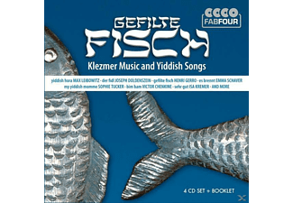 Leibowitz/Doldenszein/Schaver/+ - Gefilte Fisch-Klezmer Music And Yiddish Songs [CD]